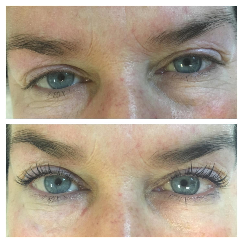 Eyebrow & Eyelashes